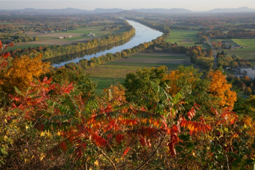 Connecticut River from Sugarloaf