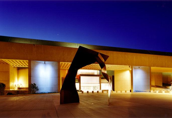 Umass Fine Art Center Western Massachusetts Scenic Byways